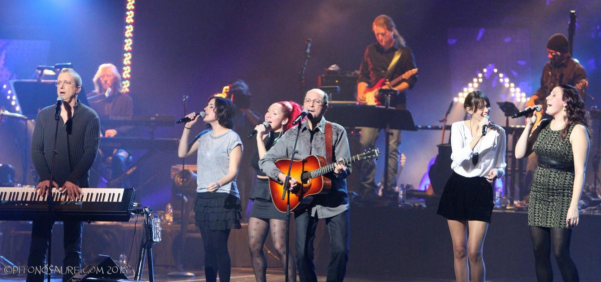 Le Show du Refuge 2014